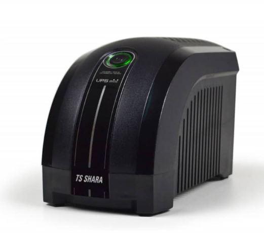 NOBREAK UPS Mini 600 1BS Mono 115V 6T Saida 115V 5A REF: 4004
