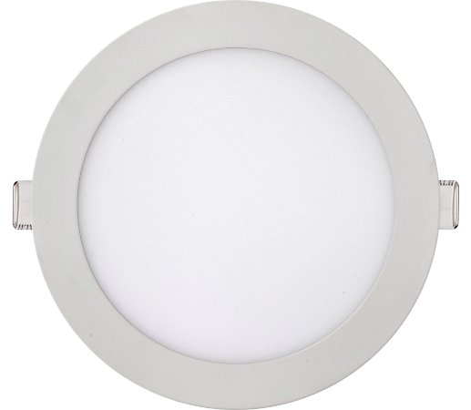 Luminária LED EMB RED SLIM 24W 30CM 6K  REF:10401