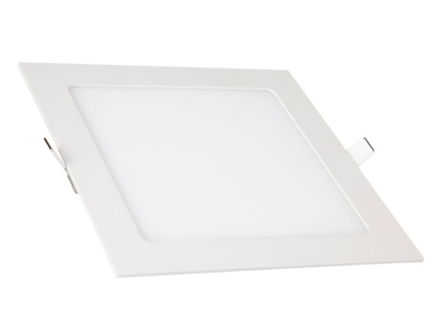 Luminária LED EMB QD SLIM 18W 22,5CM 6K  REF:10425