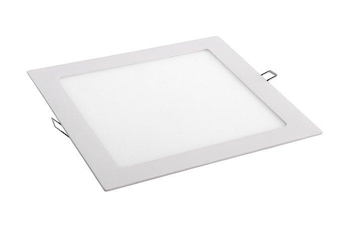 Luminária LED EMB QD SLIM 24W 30CM 6K  REF:10428