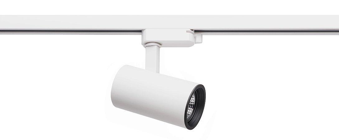 Spot Zylinder MR16 GU10 - Branco REF: SD1710BR