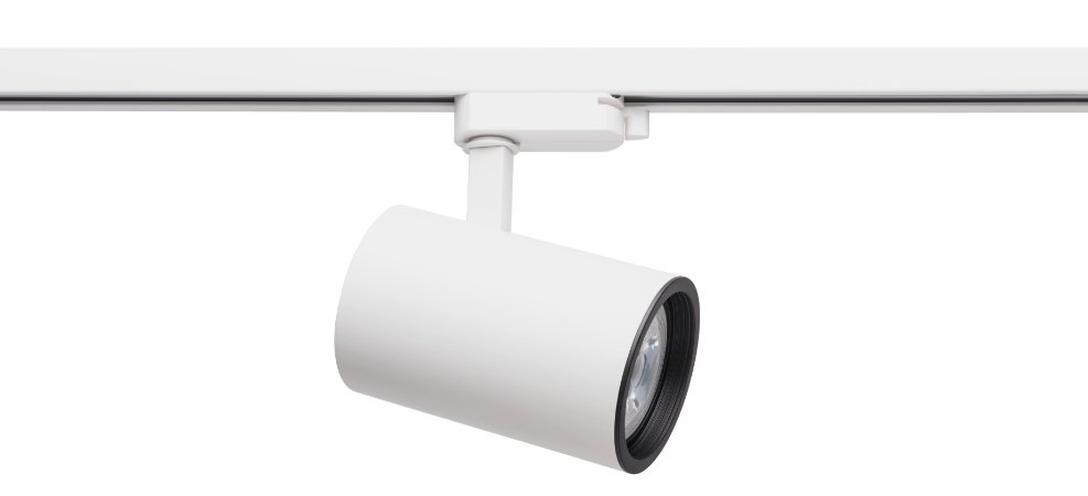 Spot Zylinder PAR20 - Branco REF: SD1720BR