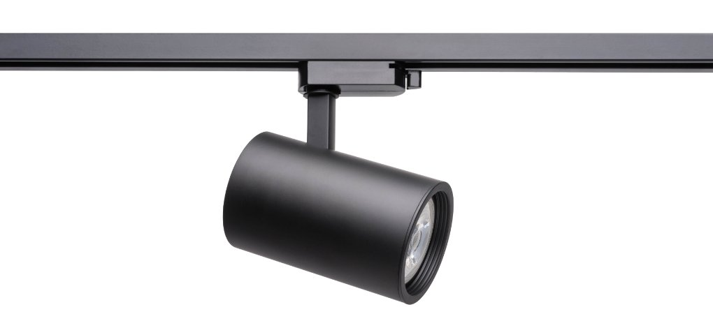 Spot Zylinder PAR20 - Preto REF: SD1720PTO