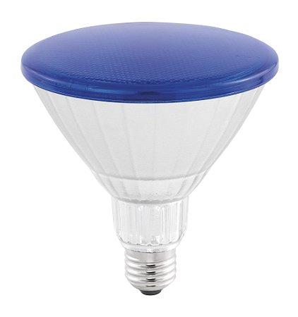 PAR38 Color Vidro Azul 18w Biv REF: STH6093/AZ
