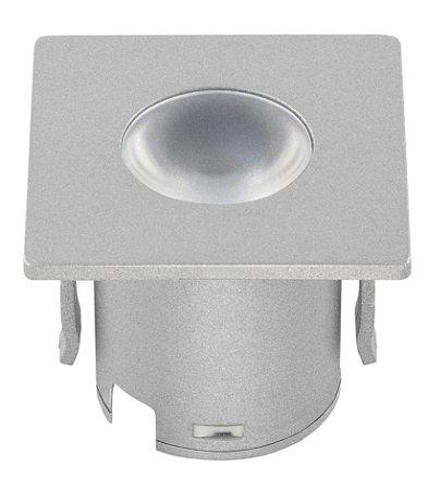 Mini Embutido para Móveis - Prata 1,2w 3000k Biv REF: STH6902/30