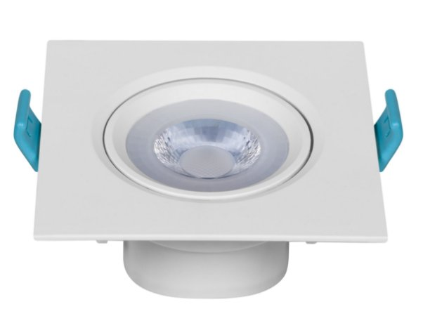 Embutido LED Easy MR16 Direcionável 4,5w 3000k Biv REF: STH7915/30