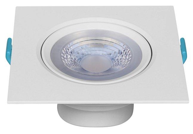 Embutido LED Easy PAR20 Direcionável 7w 3000k Biv REF: STH7920/30