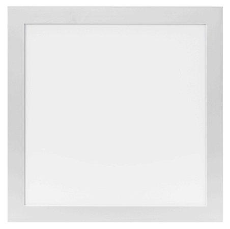 Painel Slim Embutir Quadrado 30w 5700k Biv REF: STH7957/57