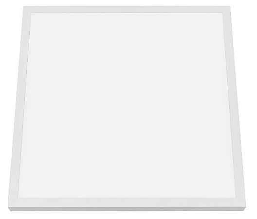 Painel Slim Sobrepor Quadrado 40w 4000k Biv REF: STH7968/40