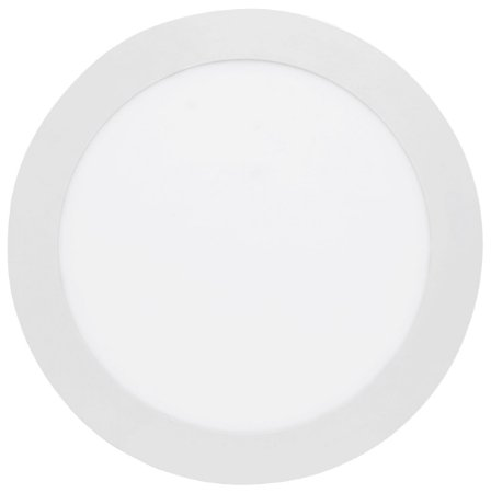 Painel LED Embutir Redondo18w 6500k Biv REF: STH8953R/65