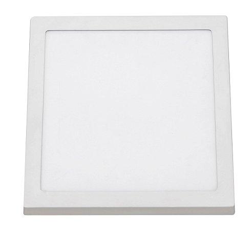 Painel Sobrepor LED Quadrado 24w 3000k Biv REF: STH8964Q/30