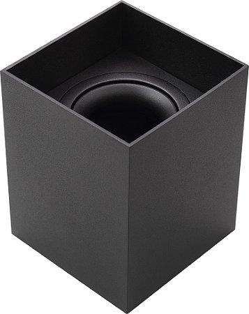 Plafon Direcionável Quadrat MR16 Biv REF: STH8981PTO