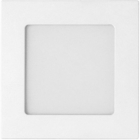 Painel LED Embutir Quadrado 6w 3000k Biv REF: STH9951Q/30