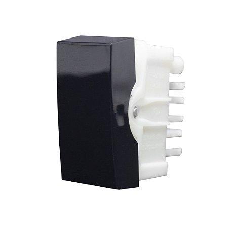 Interruptor,BIPOLAR,PARA,10A-250V INOVA PRÓ CLASS BLACK PIANO REF: 85505
