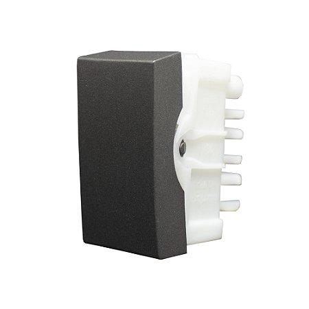 Interruptor,BIPOLAR,PARA,10A-250V INOVA PRÓ CLASS GRAFITE REF: 85455