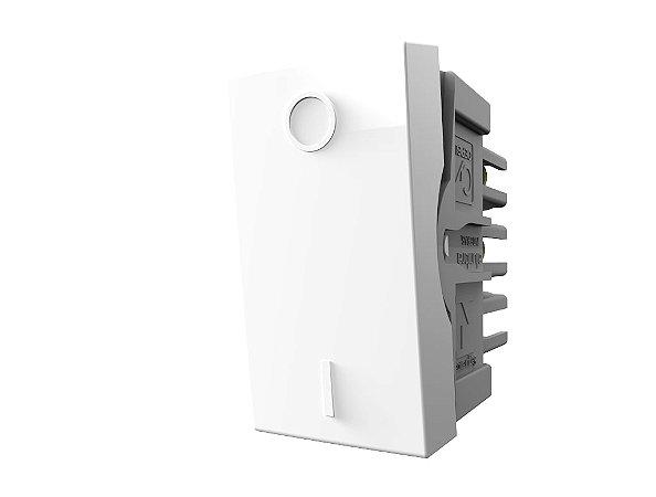Interruptor,BIPOLAR,SIMPLES,10A-250 BR MODULOPRÓ REF: 85014