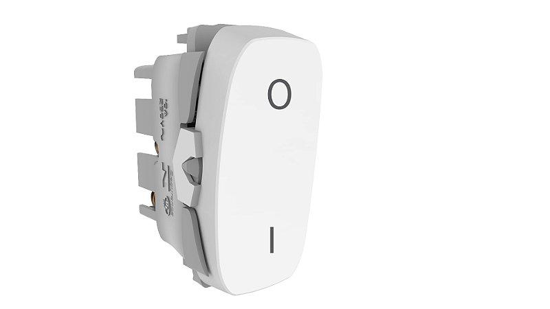 Interruptor,BIPOLAR SIMPLES 10A-250V BR GRACIA REF: 85311
