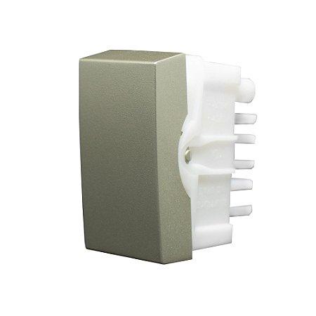 Interruptor,PARALELO 10A-250V INOVA PRO CLASS CHAMPAGNE REF: 85401