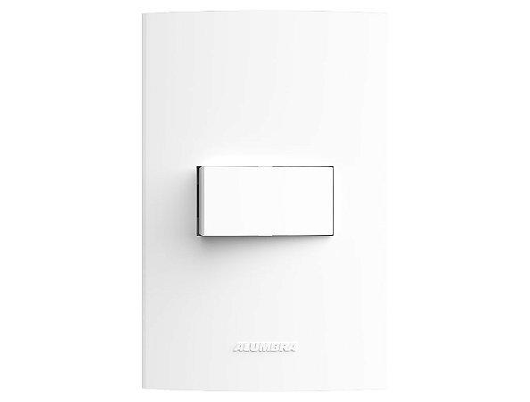 Interruptor,SIMPLES 10A-250V C/PL 4X2BR INOVAPRÓ REF: 85033