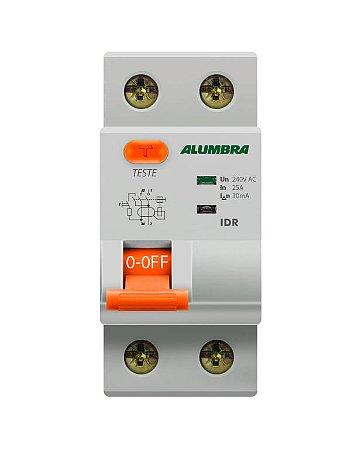Interruptor ANALOG,DIFER,RESIDUAL BIP,40A-127V/240V REF: 8569