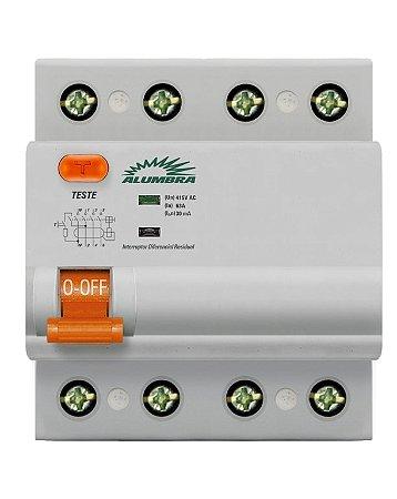 Interruptor ANALOG,DIFER,RESIDUAL TETRAP,40A-240V/415V REF: 8572