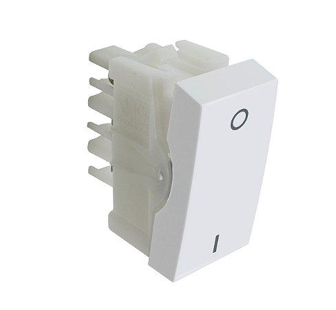 Interruptor BIPOLAR SIMP 10A-250V BR SIENA REF: 6056