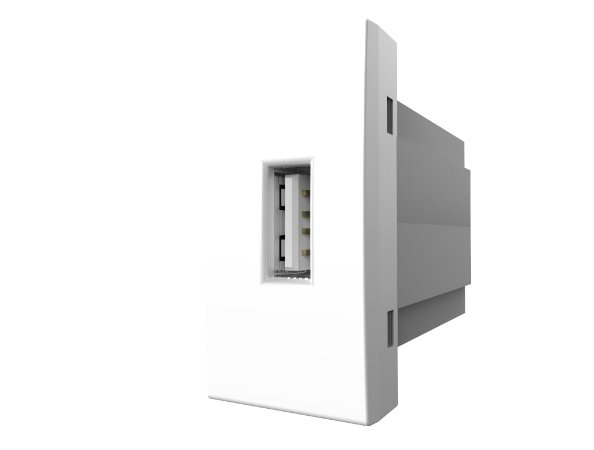 MÓDULO TOMADA USB BIVOLT BR MODULO PRÓ REF: 85070