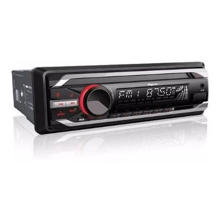 Cd Player Automotivo Bluetooth Viva Voz Usb Mp3 Quatro Rodas MTC6615