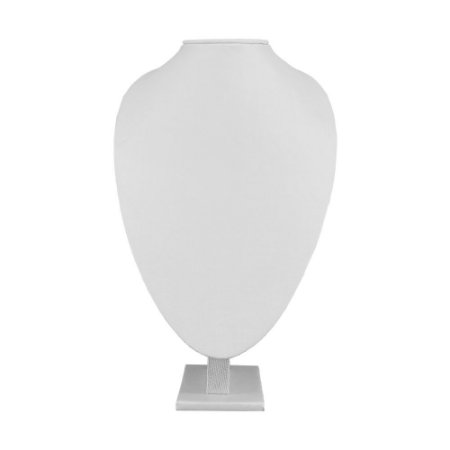 Busto Courino Médio Com Ponta Branco