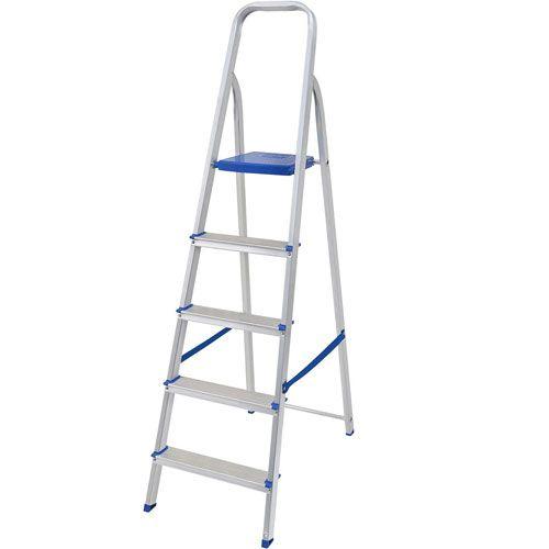 Escada de Alumínio - 5 Degraus