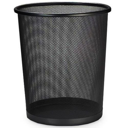 Lixo Metal Vazado - 12 Litros