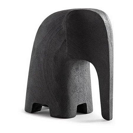 12787 - Escultura Elefante Em Poliresina