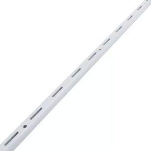 Cremalheira Simples 2 mtrs Branca