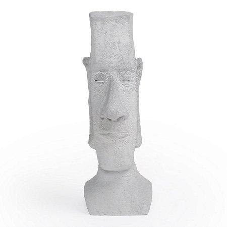 Escultura Cimento Naoki