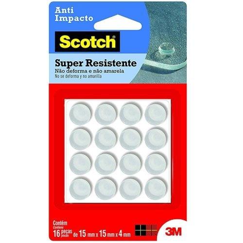 Protetor 3M Scotch Anti-Impacto - Redondo