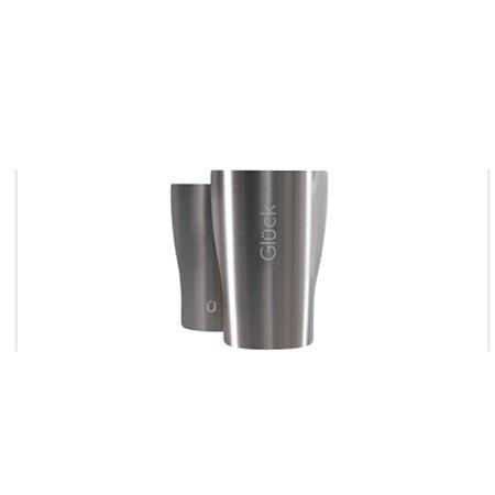Copo Termico St Tulipinha 354 Ml Silver Steel