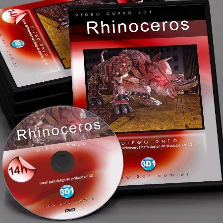 Vídeo Curso Rhinoceros