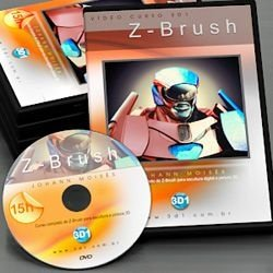 Vídeo Curso Z-Brush