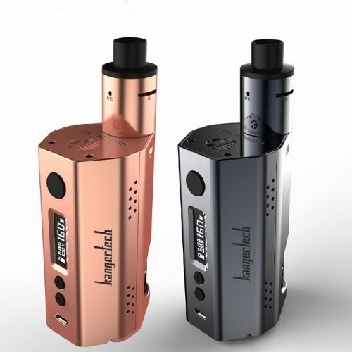 Dripbox 160w Starter kit + Bateria