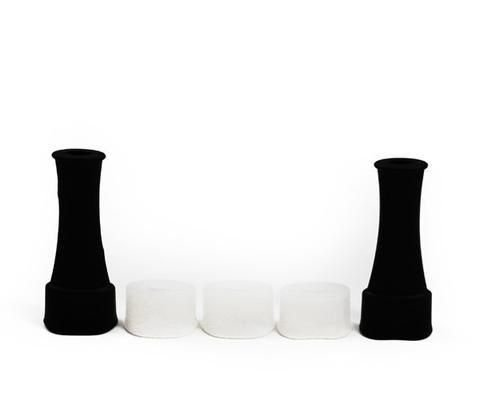 Piteira de silicone Gpro Séries