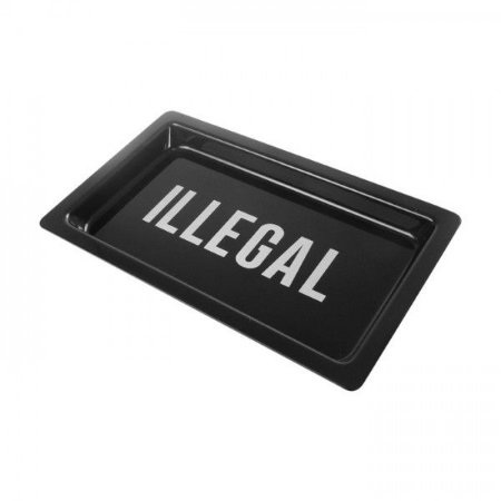 Bandeja ILLEGAL - Gpro Black Scale