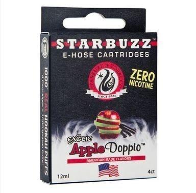 Refil Starbuzz   Caixinha  Apple doppio