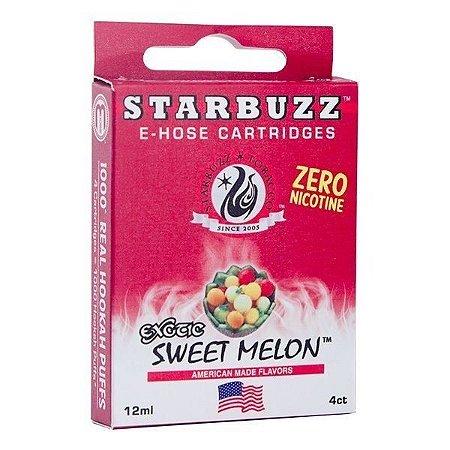 Refil  Starbuzz | Caixinha Sweet Melon