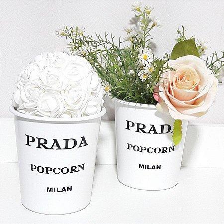 Porta trecos popcorn milan