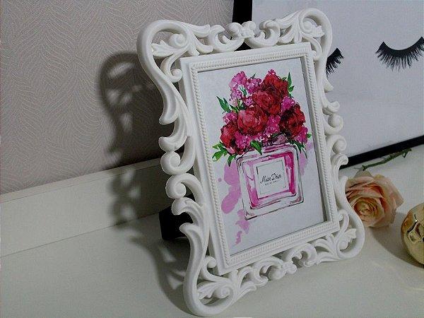 Porta retrato provençal perfume miss