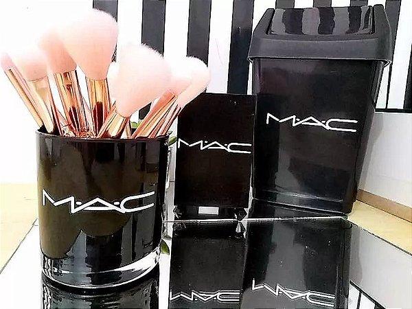 Kit organizador de maquiagem MC