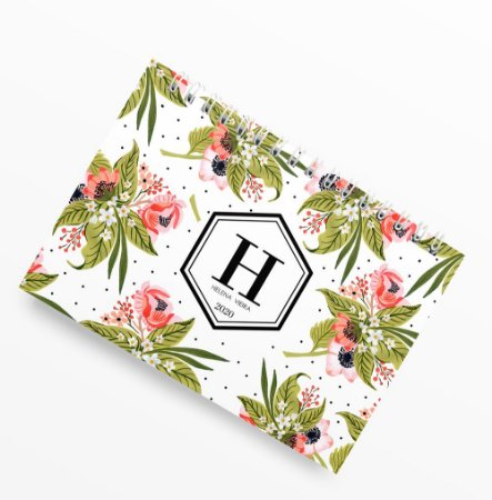Planner Anual Floristry