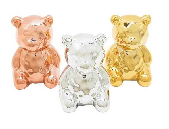 Urso decorativo