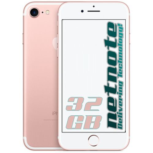 iPhone 7 32GB Ouro Rosa - Garantia Apple