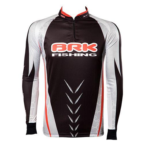 Camisa de Pesca Brk Sharp Sheet com fpu 50+